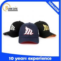 Best Fashion Accessories New Design best made 3D embroidery custom softextile baseball cap wholesale