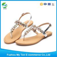 Best Fashion Accessories Best Selling Bling Rhinestones New 2016 Ladies Sandals wholesale