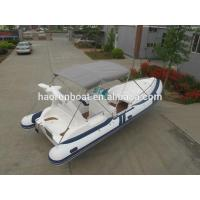 Buy cheap Transportation BEST! RIB 730C Rigid Inflatable Boat from wholesalers