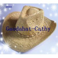 Buy cheap Fashion Accessories China best suppler size 8 cowboy hats with high quality from wholesalers