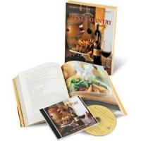 Best Menus and Music: Tasting the Wine Country (Cookbook with Music CD) wholesale