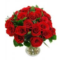 Best Anniversary Flowers 24 Red Roses wholesale