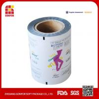 Best Hot Sale Customezed Aluminum Foil Roll Film For Snack Packaging wholesale