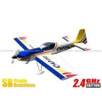 China Art-Tech Cap232 4CH Propeller RC Airplane RTF 2.4GHz w/ Wooden Body Frame on sale
