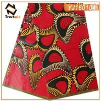 Buy cheap africa wax print fabric factory wholesale multi color ankara from wholesalers