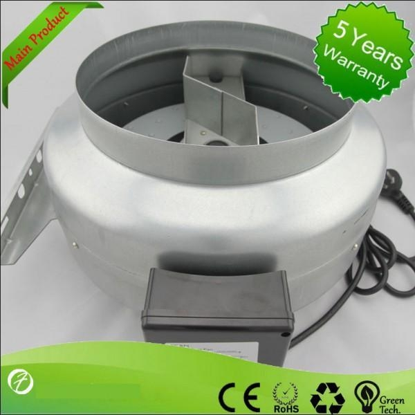 6 Duct Fan Extractor : Details of duct fan noise inch hvac centrifugal inline