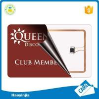 Best Cheap And Fine 125Khz Rfid Chip Card wholesale