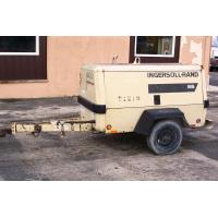 China Stock #9996 INGERSOLL RAND P185-WJD 185 CFM PORTABLE AIR COMPRESSOR on sale