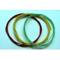 Best Low Loss Flexible Microwave Cable PTFE Film Wrapping Wire wholesale