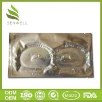 Best Customized Nature Collagen Hyaluroniccrystal Eye Pads Price List wholesale