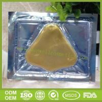 Best Free Samples OEM and ODM Gold Powder Black Head Remove Nose Mask wholesale