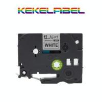 Best Hot selling label tape TZe 231 compatible for Brother label printer wholesale