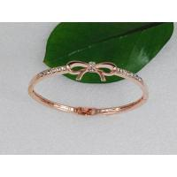 Buy cheap Bow diamond bracelet from wholesalers