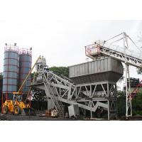 Buy cheap Integral Mobile Concrete Mixing Station from wholesalers