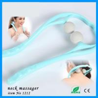 Best New Cheapest Manual Squeeze Adjustable Germa Neck Kneading Massager wholesale