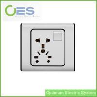 Best Hot Sale One Way Multifunctional 13A Swtich Socket Outlet/ Electrical Socket with Switch wholesale
