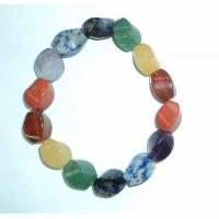 China Jewelry Series Gemstone twisted bracelet on sale