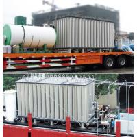 China Vehicle-mounted high pressure liquid nitrogen pump skids on sale
