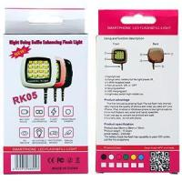 Best Essential Ceap Price Sync Led Flash for Selfie products RK05 Is Released wholesale