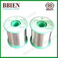 Best Solder Wire No Clean Lead Free Silver Solder Wire Sn99Ag0.3Cu0.7 wholesale