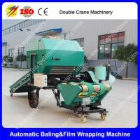 Quality Semi-automatic Silage Baler And Wrapper wholesale