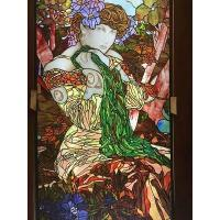 Never Fading Church Glass Interior Decorative External Church Art Stained Window Glass Panels
