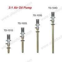 Best Oil & Grease Lubricator 3:1 Air Oil Pump wholesale