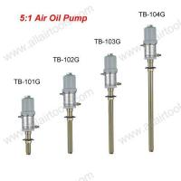 Best Oil & Grease Lubricator 5:1 Air Oil Pump wholesale
