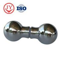 China Solid Shower Glass Door Handle Knob on sale