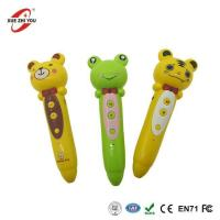 China Talking Pen Electronic Sound Book Reading Pen For Kids on sale