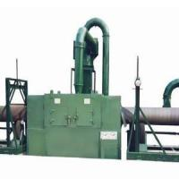 Buy cheap Overhead Rail Shot Blasting Machine for Engine Cover Cleaning from wholesalers