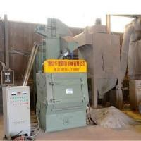 Buy cheap High Impeller Blasting Machine Hook Type Shot Blasting Machine, Used Auto Parts Processing Blasting from wholesalers