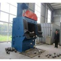 Buy cheap Manufacturer Derusting and Cleaning Tumble Belt Type Shot Blasitng Machine for Shot Peening from wholesalers