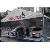 Buy cheap Customized Size European Style Tents Car Show Tents Galvanized Steel from wholesalers