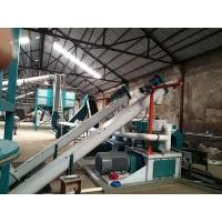 China Power 55kw 0.8-1.2 t h homemade wood pellet machine on sale