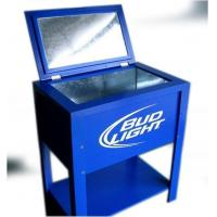 Best wooden cooler box with leg wholesale