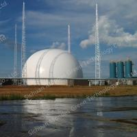 Best Free Standing Double Membrane Gas Holder wholesale
