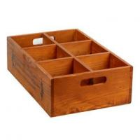 Best Wooden Storage Boxes With Compartments wholesale