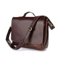Best Leather Flapover Laptop Bags wholesale