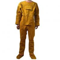 Best Welding Clothes Split Cowhide Welding Protection Clothing wholesale