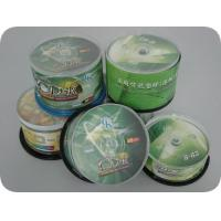China CD-R / DVD+/-R Standard Blank CD-R / DVD+/-R (A-Grade) on sale