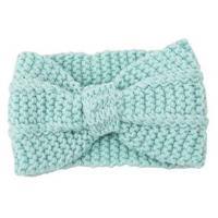 Best Multicolored Baby Knotted Winter Headband Knitted Handbands in Hairbands wholesale