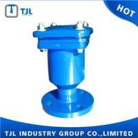 Buy cheap Single Opening Exhaust Flange Air Valve from wholesalers