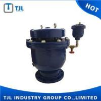 Buy cheap Dual Body Combination High Speed Air Vent Valve from wholesalers