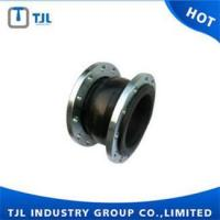 Buy cheap Connecting Pipe Parts Flange Rubber Joint from wholesalers