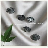 Best Retro color with hollowed-out metal buttons wholesale