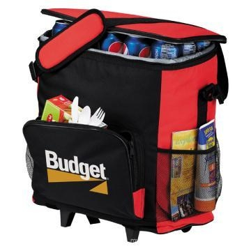 Cheap Cooler Bag Rolling Cooler Bag for 24-50cans for sale