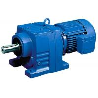 Best R series helical gear reducer of hard toothed surface wholesale