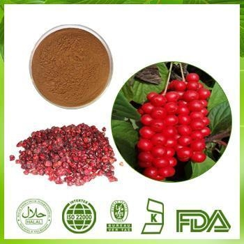 Cheap Schisandra Chinensis Extract for sale