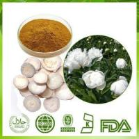 Buy cheap White Peony Root P.E from wholesalers